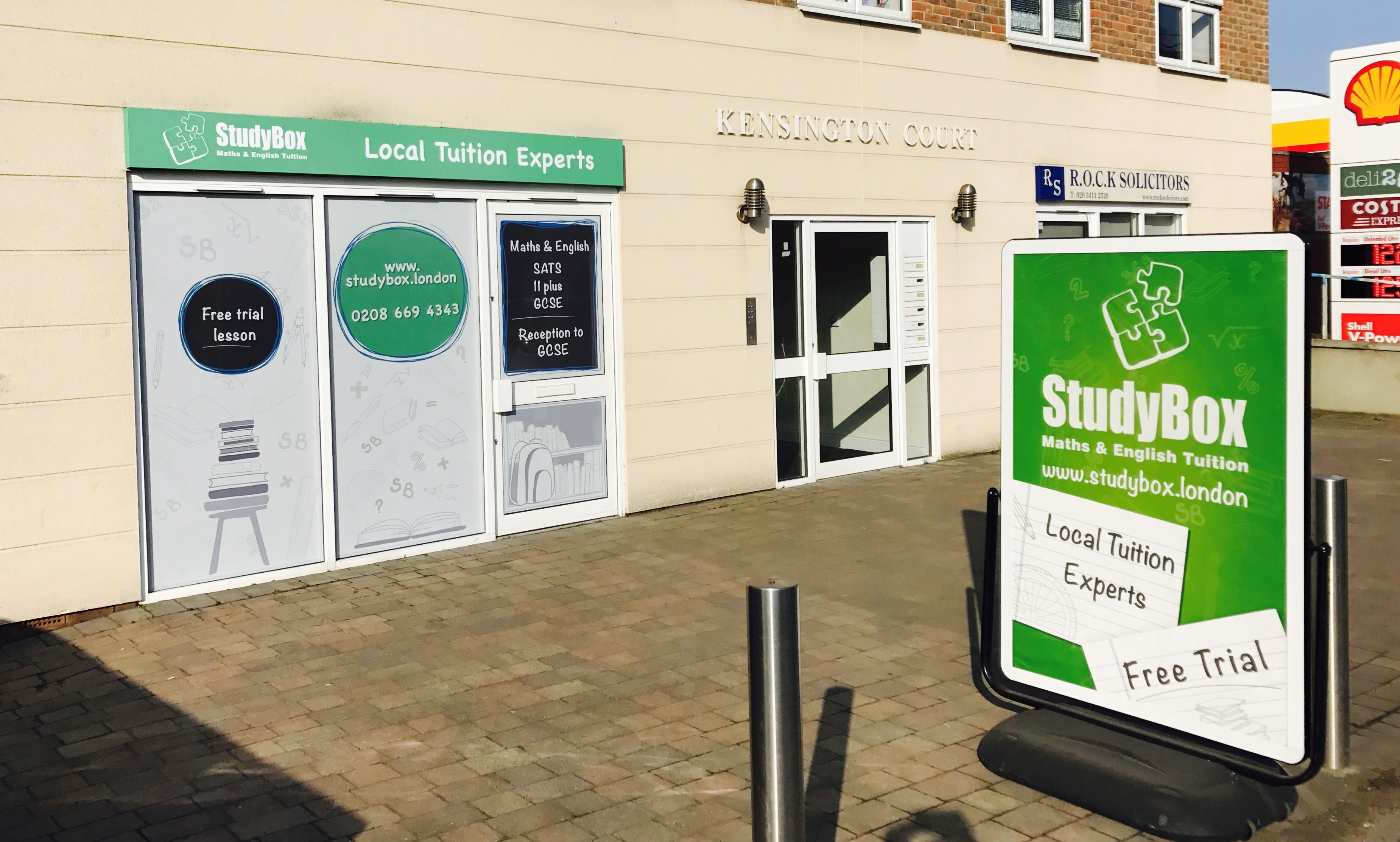 StudyBox Tuition Wallington