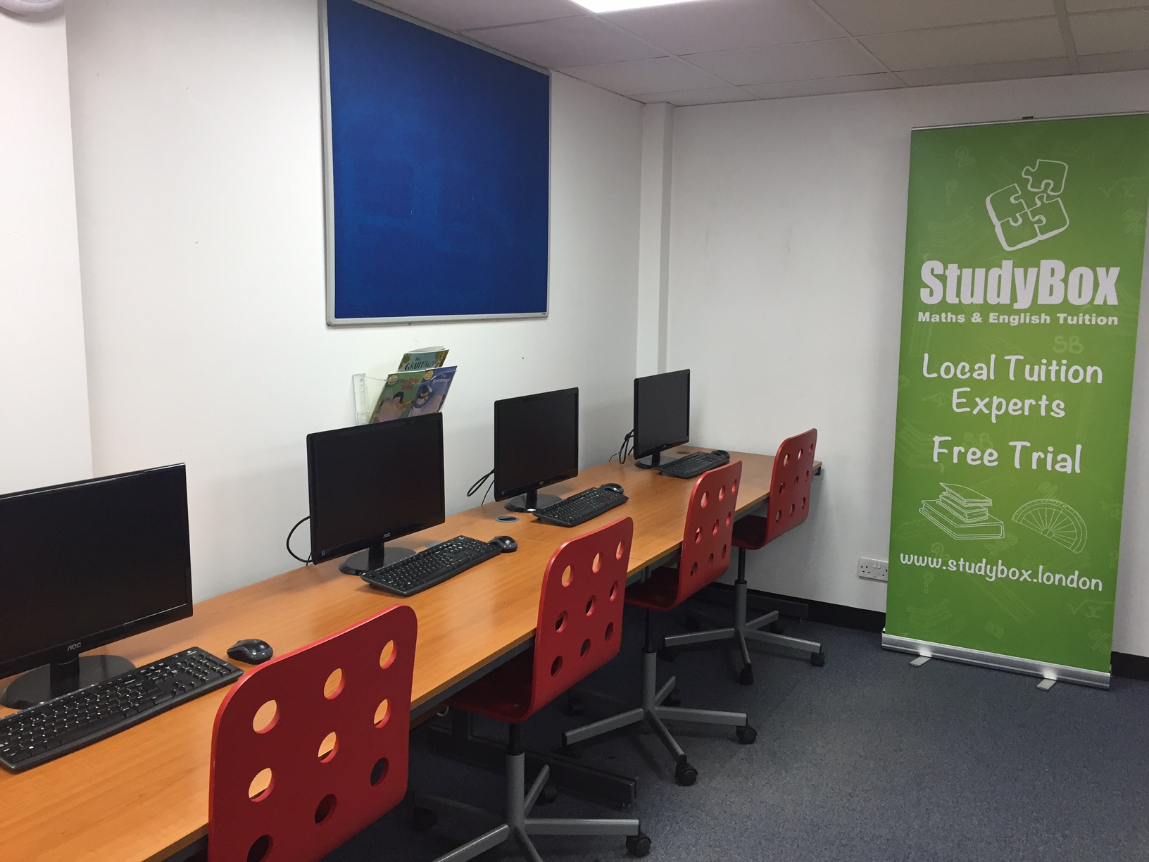 StudyBox Tuition Sutton