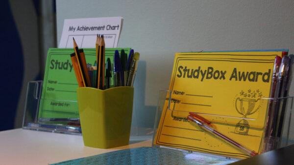 Image of StudyBox Awards.